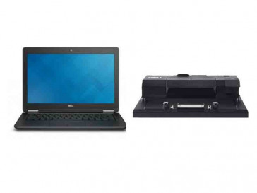 KIT LATITUDE E7250 (7250-9371) + PORT REPLICATOR (452-11415) DELL
