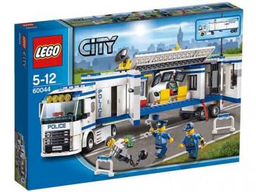 CITY UNIDAD MOVIL DE POLICIA 60044 LEGO