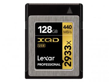 XQD 128GB 2933X LXQD128CRBEU2933BN LEXAR