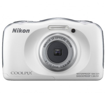 CAMARA COMPACTA NIKON COOLPIX S33 (W)