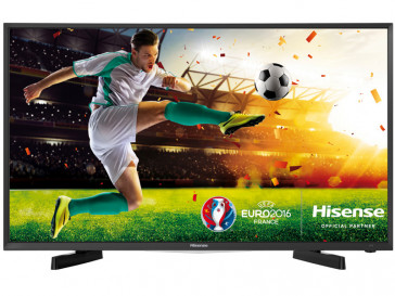 "SMART TV LED FULL HD 49"" HISENSE H49M2600"