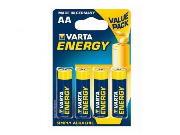 PILAS ENERGY BLX4 4106 AA VARTA