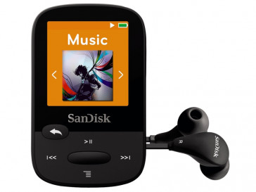 MP3 CLIP SPORT 8GB (SDMX24-008G-G46K) SANDISK