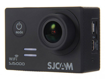 CAMARA VIDEO SJ5000 WIFI NEGRA SJCAM