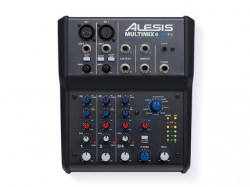 MULTIMIX 4 USB FX ALESIS