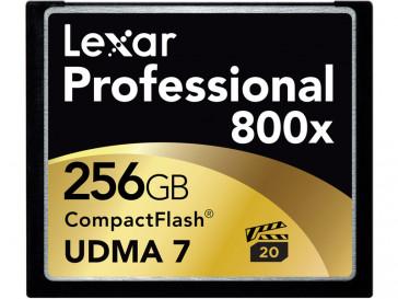 CF 256GB 800X LCF256CRBEU800 LEXAR