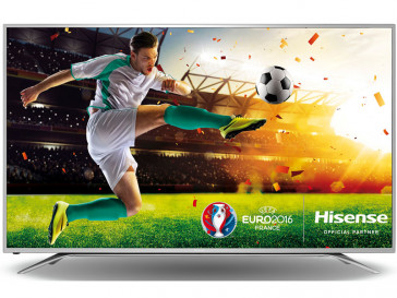 "SMART TV LED ULTRA HD 4K 65"" HISENSE H65M5500"