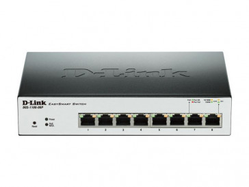 SWITCH DGS-1100-08P D-LINK