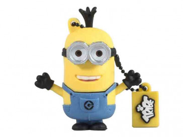 PENDRIVE TRIBE MINION TIM 16GB SILVER HT