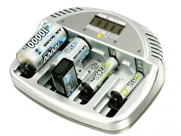 CARGADOR POWERLINE 5 LCD ANSMANN
