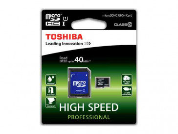 MICRO SDHC 16GB CLASE 10 (SD-C016UHS1(6A) TOSHIBA