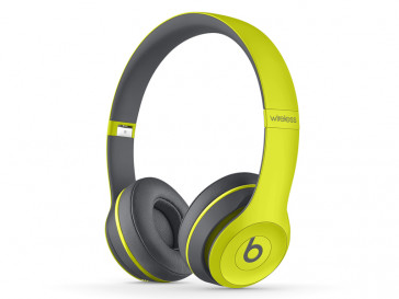 AURICULARES BY DR DRE SOLO 2 WIRELESS (YE) BEATS