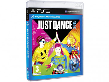 JUEGO PS3 JUST DANCE 2015 UBISOFT