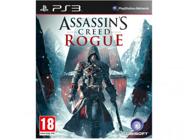 JUEGO PS3 ASSASSIN'S CREED ROGUE UBISOFT