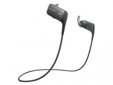 AURICULARES MDR-AS600BT NEGRO SONY