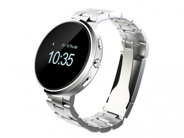 SMARTWATCH SPHERA BLUETOOTH OSW001_SK PLATA + 2 CORREAS ORA