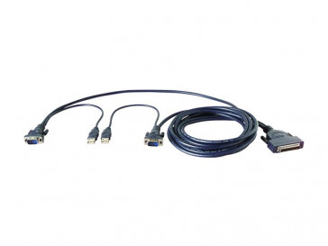 CABLE OMNIVIEW DUAL-PORT F1D9401-06 BELKIN
