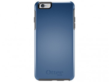 FUNDA SYMMETRY IPHONE 6 PLUS AZUL PRINT II OTTERBOX