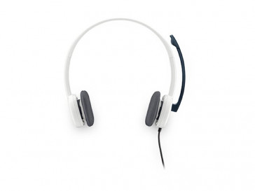 AURICULARES HEADSET STEREO H150 BLANCO (981-000350) LOGITECH