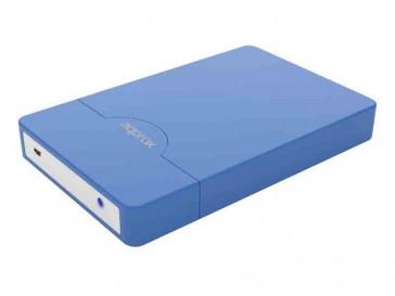 """CAJA EXTERNA USB 2.0 2.5"""" APPHDD09LB APPROX"""