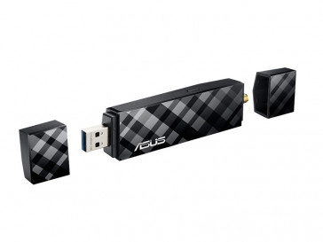 ADAPTADOR DE RED WIFI USB-AC56 (90IG00A0-BM0N00) ASUS