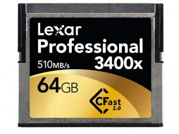 CF 64GB 3400X LC64GCRBEU3400 LEXAR