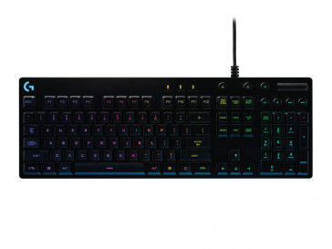 TECLADO GAMING G810 ORION SPECTRUM (920-008074) LOGITECH