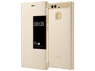 FUNDA FOLIO CON VENTANA P9 PLUS 51991550 (GD) HUAWEI