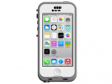 FUNDA NUUD IPHONE 5C 2006-02 BLANCA LIFEPROOF