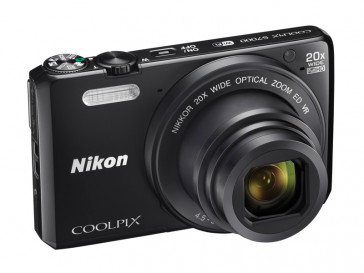 CAMARA COMPACTA NIKON COOLPIX S7000 (B)
