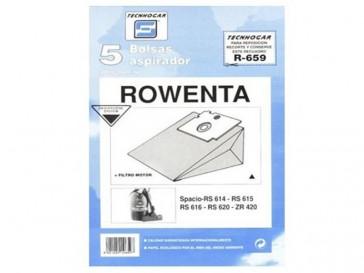BOLSA ASPIRADOR ROWENTA 910659 TECNHOGAR