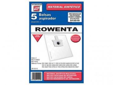 BOLSA ASPIRADOR ROWENTA 915519 TECNHOGAR