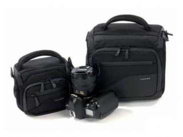 BOLSA TECH PLUS LARGE CB-TP-SL NEGRA TUCANO