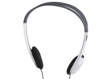 AURICULARES CONFORT STEREO PLATA (32256) VIVANCO