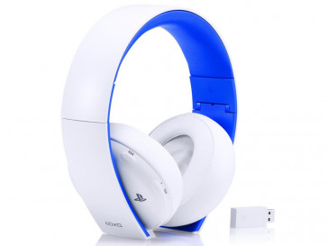 AURICULARES PARA PS4 9856634 (W) SONY