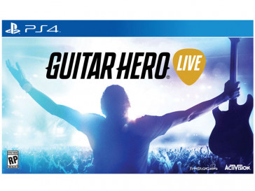 JUEGO PS4 GUITAR HERO LIVE ACTIVISION