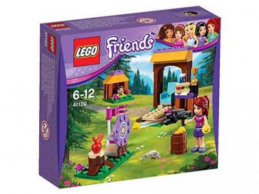 FRIENDS CAMPAMENTO DE AVENTURA: TIRO CON ARCO 41120 LEGO