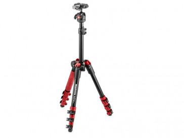 TRIPODE BEFREE ONE ALUMINIO MKBFR1A4R-BH (R) MANFROTTO