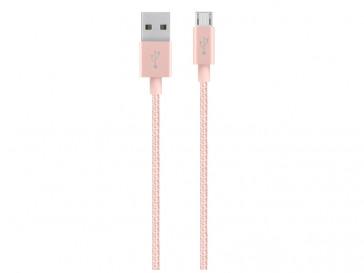 MICRO USB F2CU021BT04-C00 ROSA/ORO BELKIN