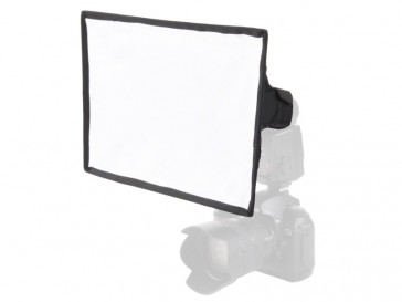 UNIVERSAL SOFTBOX 30X20CM COMPACT FLASHES 17134 WALIMEX