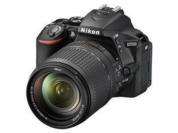 CAMARA REFLEX NIKON D5500 + 18/140 G VR