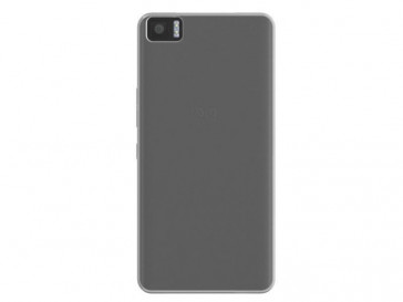 FUNDA ICE CANDY AQUARIS M4.5 GRIS BQ