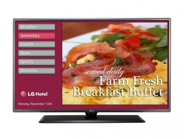 "SMART TV LED FULL HD 39"" LG 39LY750H"