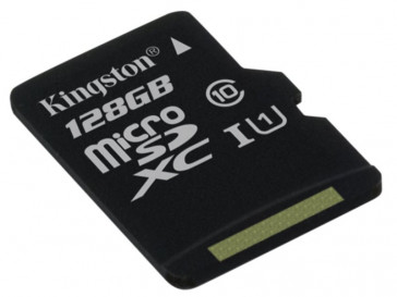 MICRO SDXC 128GB CLASE 10 UHS-I (SDC10G2/128GBSP) KINGSTON