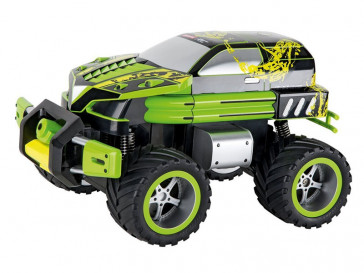 RC 2.4GHZ GREEN SPLASH 1:14 CARRERA