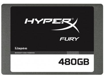 SSD HYPERX FURY 480GB SHFS37A/480G KINGSTON