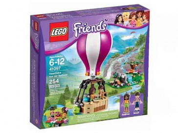 FRIENDS EL GLOBO DE HEARTLAKE 41097 LEGO