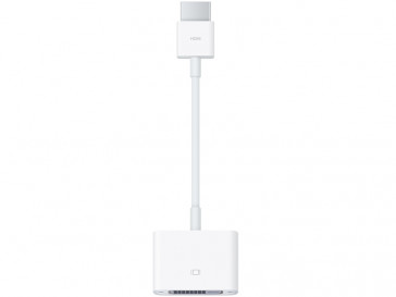 CABLE ADAPTADOR HDMI A DVI MJVU2ZM/A APPLE