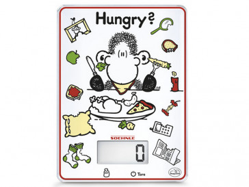 BASCULA DE COCINA DIGITAL HUNGRY SHEEPWORLD 66304 SOEHNLE