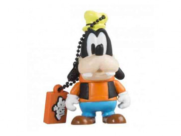 PENDRIVE TRIBE DISNEY GOFFY 16GB SILVER HT
